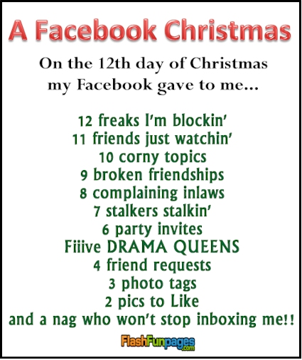 funny christmas quotes for facebook