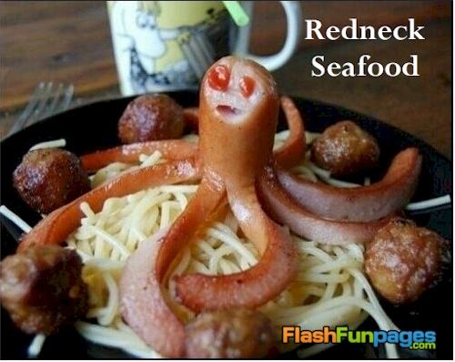 Redneck Seafood