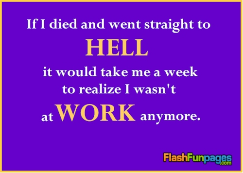 quotes about work | Ecards for Facebook