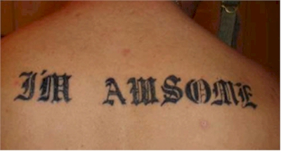 misspelled tattoo
