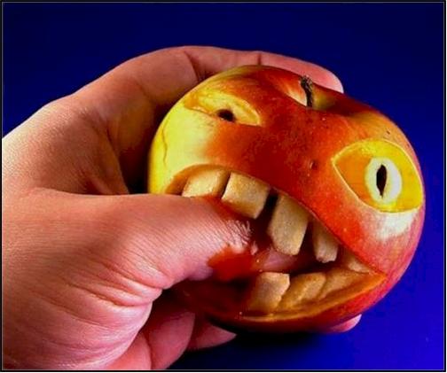 Funny fruit ecards for facebook