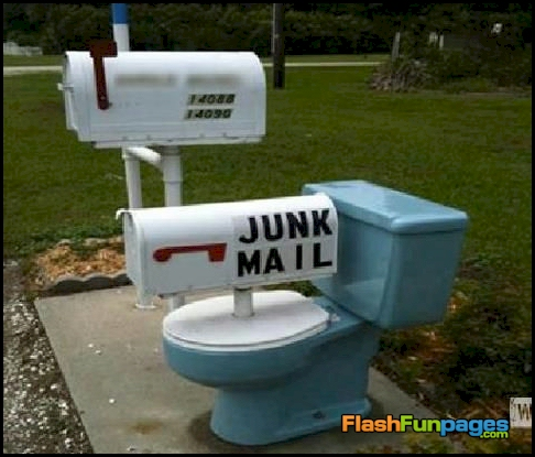 Funny mailboxes ecards for facebook for Funny mailboxes for sale