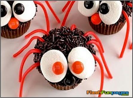 funny halloween desserts - Funny Halloween Recipes