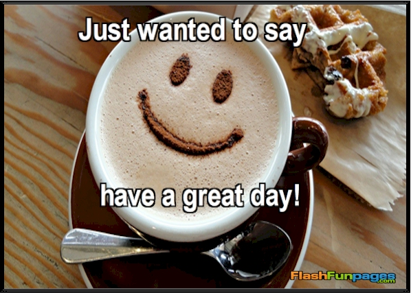 have a great day ecards for facebook