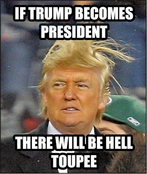 If Donald Trump Becomes President | Ecards for Facebook
