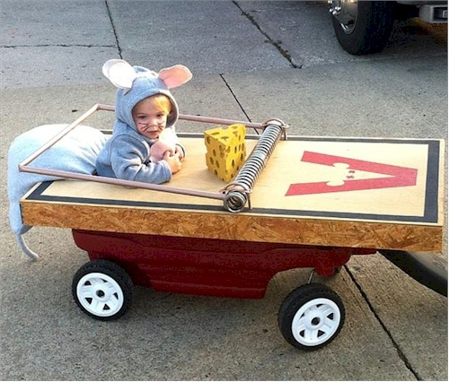 kid mouse costume